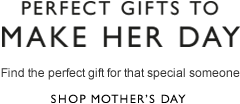 Perfect gifts to make her day