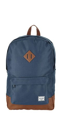 Herschel Heritage Backpack, Navy