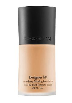 Giorgio Armani's Designer Lift Foundation