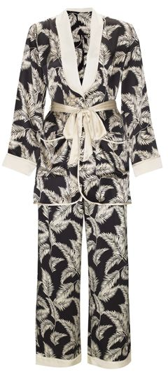 Somerset by Alice Temperley Palm pyjamas £155
