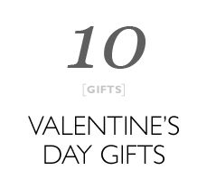 Top 10 VAlentines gifts