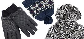 Top 10 men's winter accessories