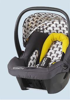 Cosatto Giggle Infant Carrier, Golightly