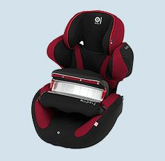 Kiddy Energy Pro Car Seat,  Rumba Red