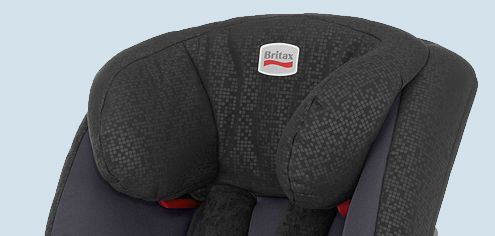 Britax Evolva 123 Plus Car Seat, Black Thunder