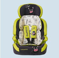 Cosatto Zoomi Car Seat, Little Monster