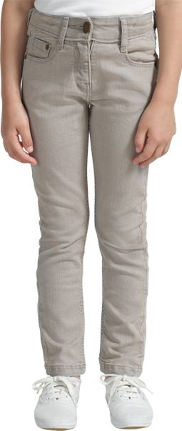 Kin by John Lewis Girls' Slim Fit Jeans, Grey