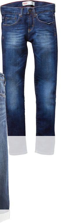 Levi's Skinny Jeans, Indigo