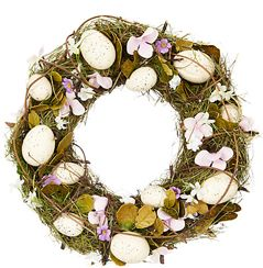 John Lewis Easter Wreath, £18