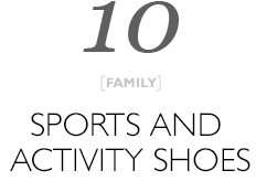 Top 10 Children's Sports and Activity shoes