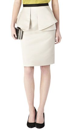 Coast Renee Peplum Skirt