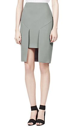 Reiss Blaire Slim Fitting Skirt