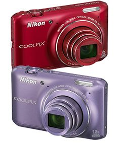 Nikon Coolpix S6400 Camera Kit with Case and 8GB Memory Card
