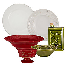 Buy Villia Toscana Tableware Online at johnlewis.com