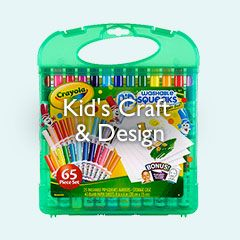 Kids craft and design