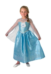 Disney Frozen Elsa Deluxe Dressing-Up Costume