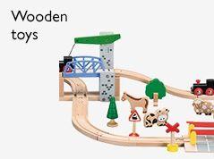 Woodten toys