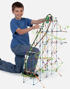 Construction and building toys