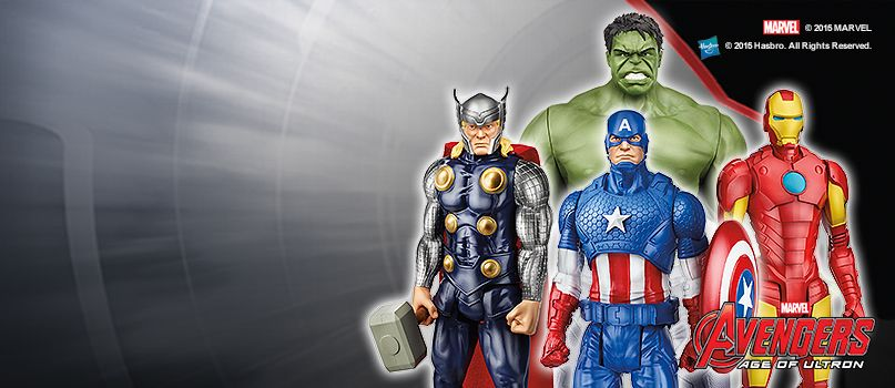 Shop Avengers Age Of Ultron Toys