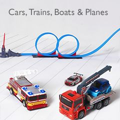 Shop Cars, Trains, Boats & Planes