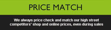 We always price check and match our high street competitor%27s shop and online prices, even during sales