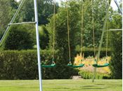 Steel Swings and Climbing Frames