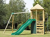 TP Wood Swings and Playsets