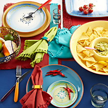 Buy John Lewis Cabo Tableware  Online at johnlewis.com