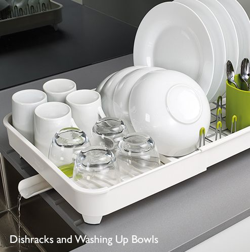 Dishracks & Washing Up Bowls