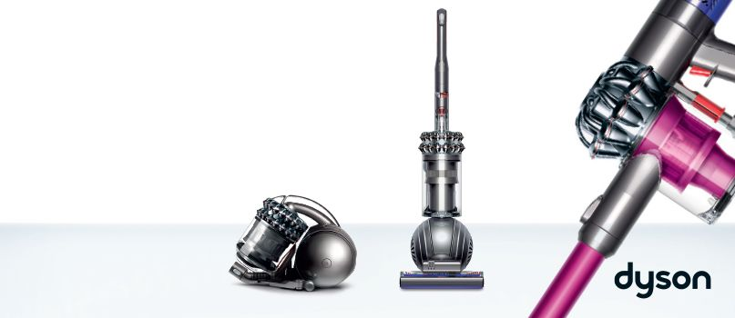 Save up to £110 on all Dyson technology when you trade in