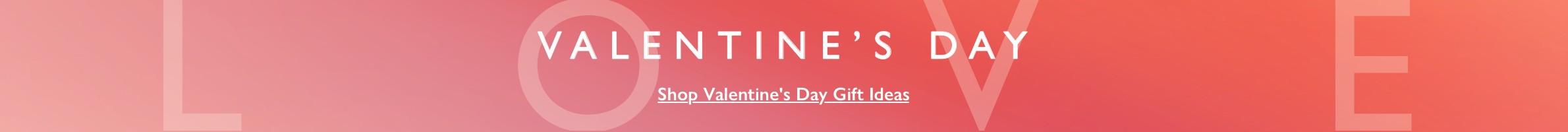 Valentines Day - Friday 14 February