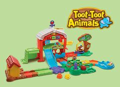 Toot-Toot Animals