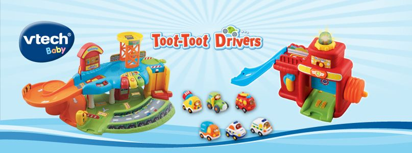 Vtech baby toot toot driver