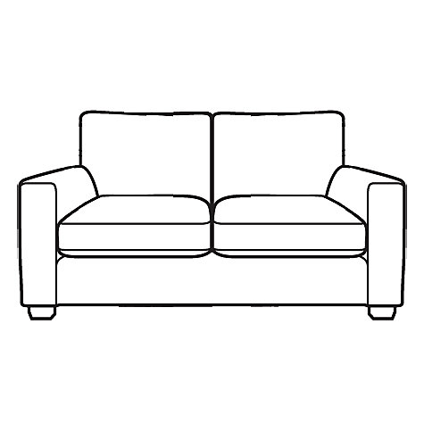 Buy John Lewis Walton Medium Sofa Online at johnlewis.com