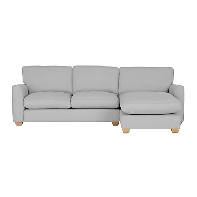 John lewis walton ii rhf medium chaise end sofa for Chaise end sofa uk