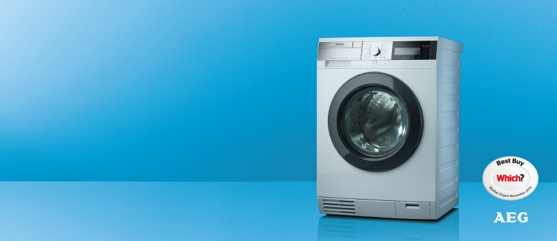 The most energy efficient washer dryer
