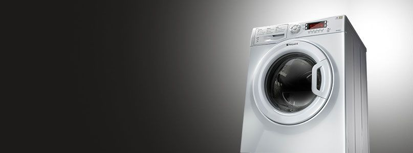 Hotpoint - first washing machine to remove