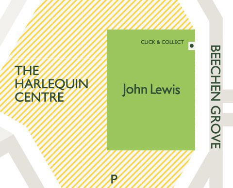John Lewis Watford Click & Collect location