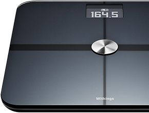 Withings WS-50 Smart Body Analyzer, Health Tracking Wireless Bathroom Scale