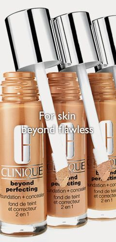 For skin beyond flawless