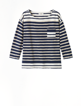Toast Block Stripe T-shirt
