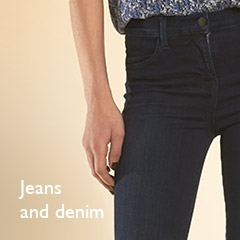Jeans and denim