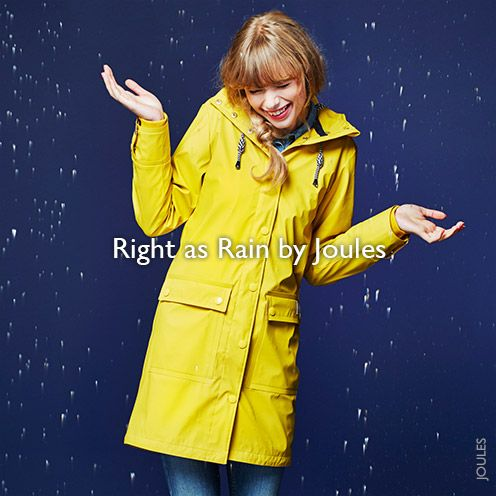 Right as Rain by Joules