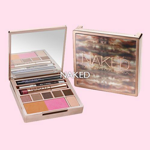 Urban Decay Naked On The Run Set