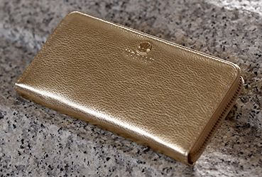 Modalu Pippa Zip Around Leather Wallet
