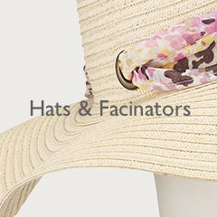Hats and Facinators