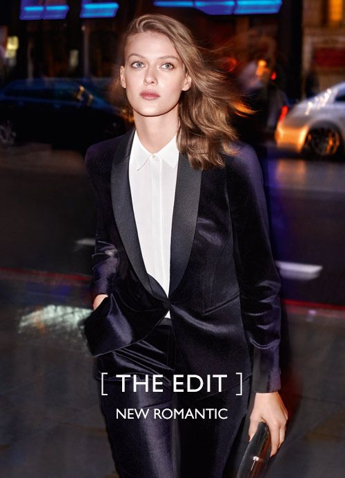 [THE EDIT] - New Romantic