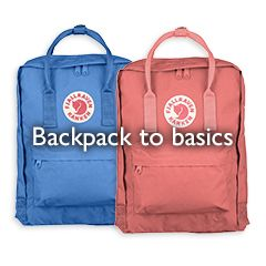Backpack to basics