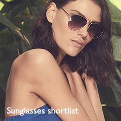 Sunglasses shortlist