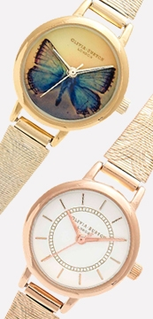 Olivia Burton: The perfect watch for the new season